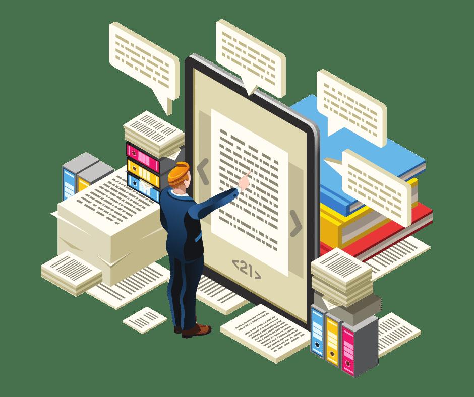 hisol publisher banner - publishing company